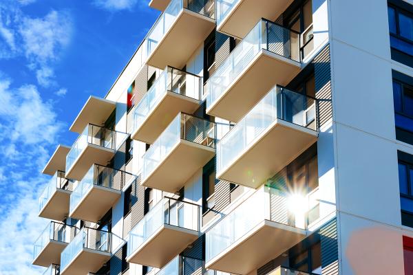 façade appartement